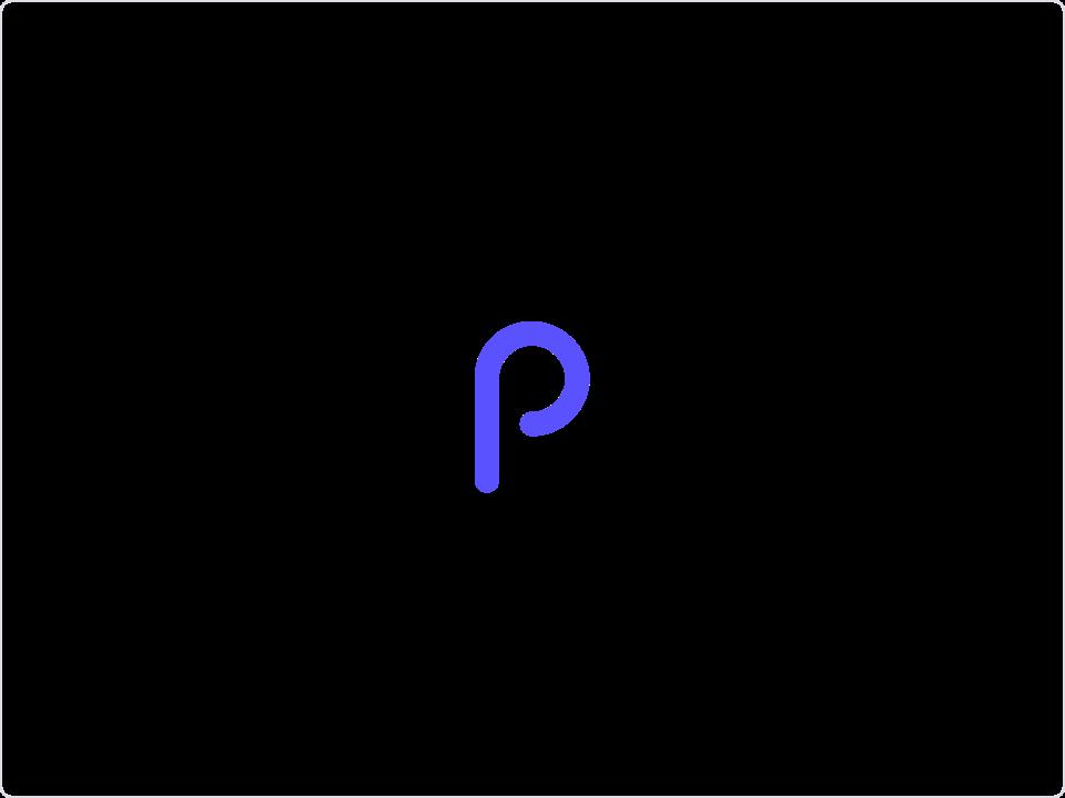 Logo violet abrégé papernest