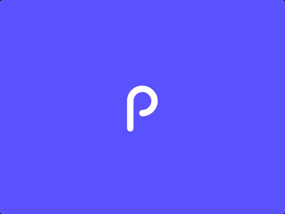 Logo blanc abrégé papernest